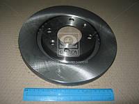 Диск тормозной CITROEN C3, C4, PEUGEOT 207 передн., вент. (производство REMSA) (арт. 6603.10), ACHZX