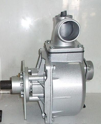 Водяная помпа WEIMA для м/блока WM1100 (105) алюминий