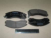 Колодка тормозной MITSUBISHI ECLIPSE, GALANT передний (Производство Bosch) 0986424523, AEHZX