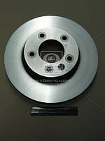 Диск тормозной Volkswagen TOUAREG передний правый, вент. (производство TRW) (арт. DF4763S), AGHZX