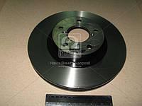 Диск тормозной SUBARU LEGACY передн., вент. (производство TRW) (арт. DF1437), AEHZX