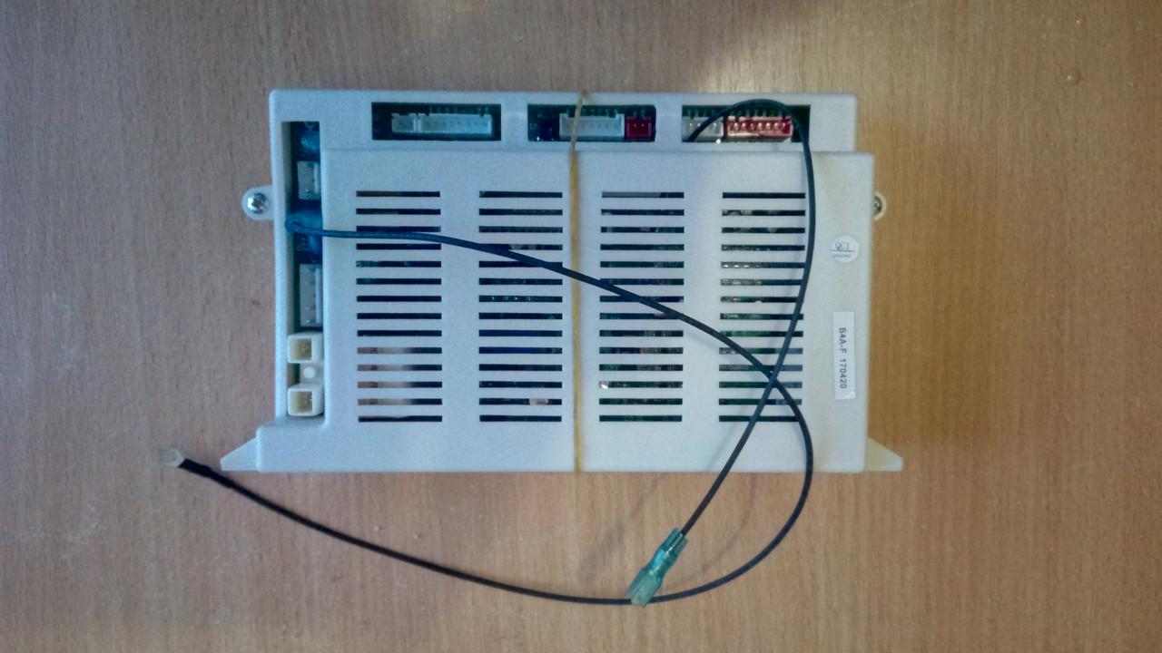 Электронный блок управления Grandini,Welfare JLG-W,В 4
