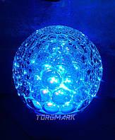 Вращающаяся лампа LED Full Color Rotating Lamp Е27