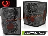 Задние фонари на Range Rover 2002-2012 тонированные
