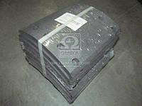 Накладка тормозная (комплект на ось) 420х200 2-й рем. BPW, DAF SB, SAF (RIDER) (арт. RD 19094Rem2), AFHZX
