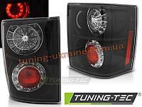 Задние фонари на Range Rover 2002-2012 черные