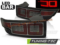 Задние фонари на Range Rover Evoque 2011 тонированные