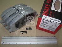 Колодка тормозная LEXUS RX (производство ASHIKA) (арт. 50-02-273), ACHZX