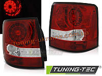 Задние фонари на Range Rover Sport 2005-2009 красно-белые