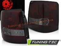 Задние фонари на Range Rover Sport 2005-2009 красные тонированные