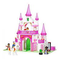 """Конструктор типа Лего SLUBAN М38 В0151 """"Розовая мечта"""" (508 деталей) Royaltoys"""