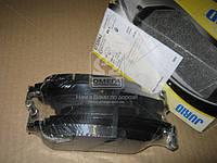 Колодки дискового тормоза (Производство Jurid) 573304J