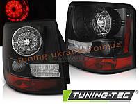 Задние фонари на Range Rover Sport 2005-2009 черные