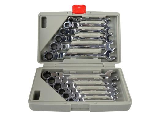 Набор инструментов 12 элементов 8-19mm Keltin K00106