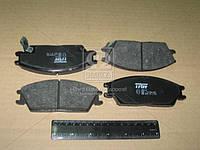 Колодка тормозной HYUNDAI ACCENT передний (Производство TRW) GDB893