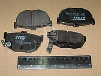 Колодка тормозная KIA CERATO задн. (производство TRW) (арт. GDB3368), AEHZX