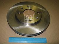 Диск тормозной CITROEN XSARA 97-00 ,PEUGEOT 306 94-02. 206 03- передн. (пр-во REMSA) 6131.10, ACHZX
