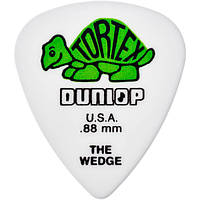 Медиатор Dunlop 424R.88 Tortex Wedge 0.88 mm