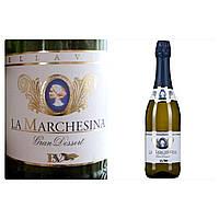 Шампанское La Marchesina Gran Dessert (Ля Маркезина Гран Десерт) 0,75 L.