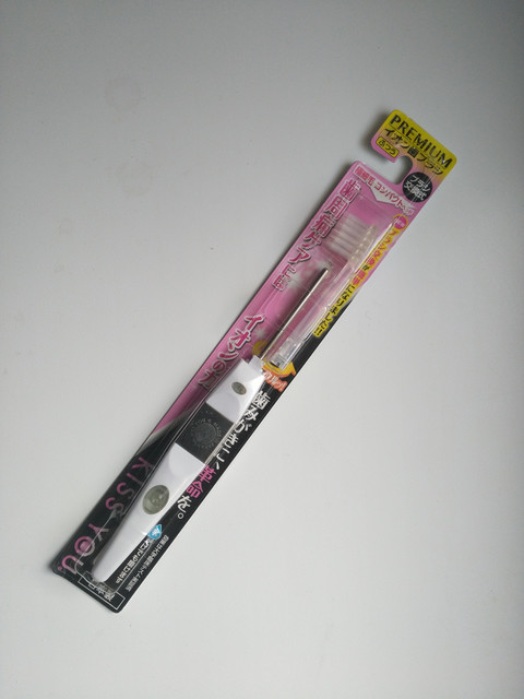 Ионные зубные щетки из Японии