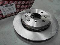 Диск тормозной (производство ASHIKA) (арт. 60-03-398), ADHZX