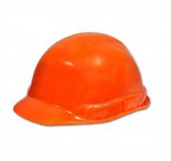 Каска строителя оранжевая,защитная каска, строительная каска Украина