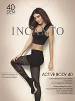 Эластичные колготки, Incanto Active Body 40 Den