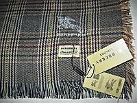 Палантин Burberry кашемир 80% шёлк 20%  унисекс можно приобрести на выставках в доме одежды Киев