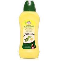 Шампунь для поврежденных волос с протеинами сои (Shampoo Soya Ayur Herbal) 500 мл