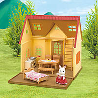 Sylvanian Families Cosy Cottage Starter Home Set Уютный коттедж Марии, фото 1