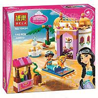 """Конструктор Bela 10434 (аналог Lego Disney Princess 41061) """"Экзотический дворец Жасмин"""""""