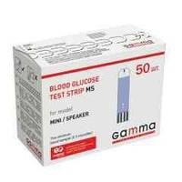 Тест полоски Gamma MS MINI/SPEAKER