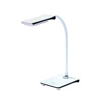 Настольная лампа LED 5W белая c USB WATC