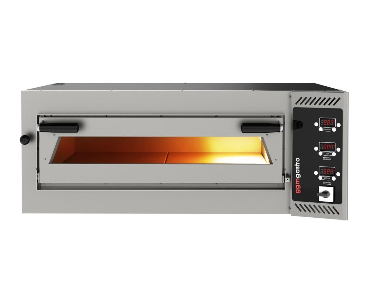 Печь для пиццы PEP66TD GGM gastro (Германия)