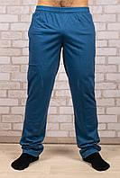 Мужские спортивные брюки Andrey ST03 M. Синяя сталь. Размер 40-46.