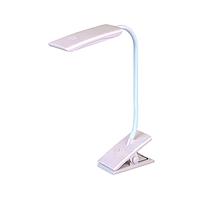 Настольная лампа LED 5W белая на прищепке WATC