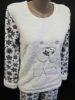 Зимові піжами в подарунок жінкам., фото 1