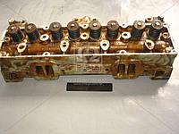 Головка блока ЗИЛ 130 с клап.