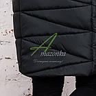 Зимнее женское пальто больших размеров 2017-2018 - (модель кт-245), фото 5