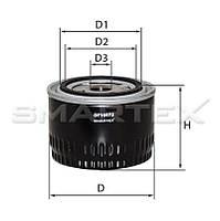 Фильтр масляный SMARTEX ОF16072 (SCT SM 101, OP 520/1)
