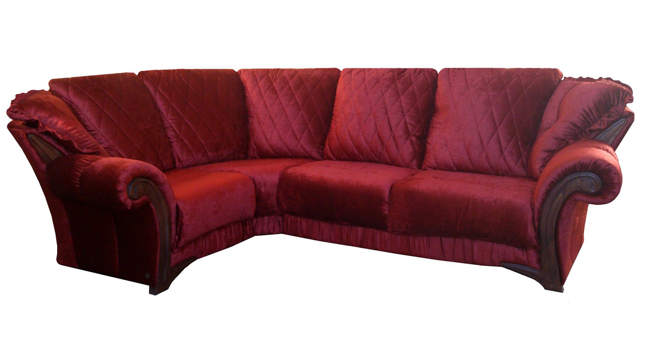 """Стильный угловой диван """"Faero"""" (Фаэро)."""