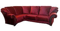"""Стильный угловой диван """"Mayfaer"""" (Майфаер)."""