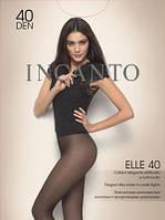 Колготки с прозрачными шортиками, Incanto Elle 40 Den