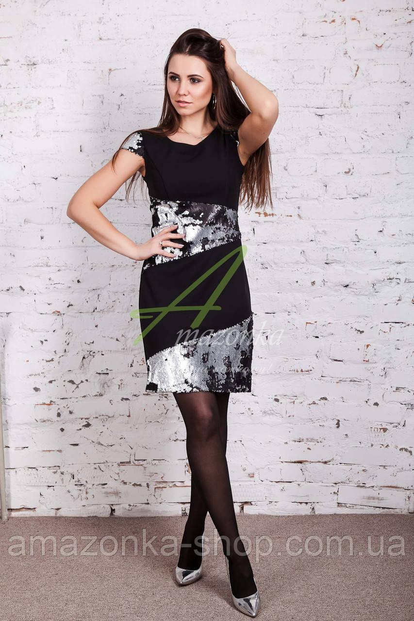 Женское платье от производителя - 2018 - Код пл-132