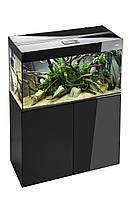 Аквариум AquaEl (Акваэль) Glossy 80 черный прямоугольный 125л, 80*35*54 см