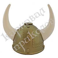 Шлем Викинга пластмасса
