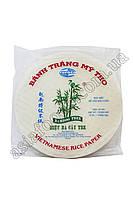 Бумага рисовая для спринг-роллов 40 листов (+/- 3шт) 22 см BANH TRANG MY THO Tufoco 340 г , фото 1