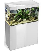 Аквариум AquaEl (Акваэль) Glossy 80 белый прямоугольный 80x35x54, 125 л