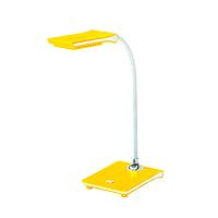 Настольная лампа LED 5W желтая c USB WATC