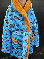 Детские халаты с капюшоном., фото 1